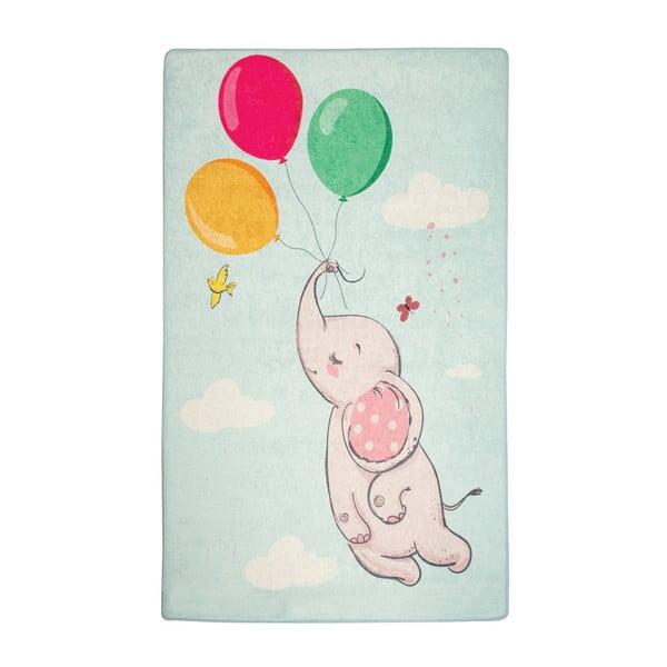 Detský koberec Balloons, 100 × 160 cm