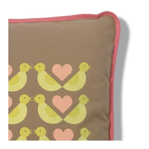 Lavmi polštář s výplní Frida Dreams, 40x40 cm
