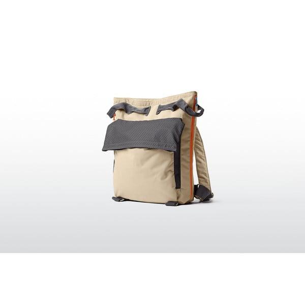 Béžová plážová taška/batoh Terra Nation Tane Kopu,20l