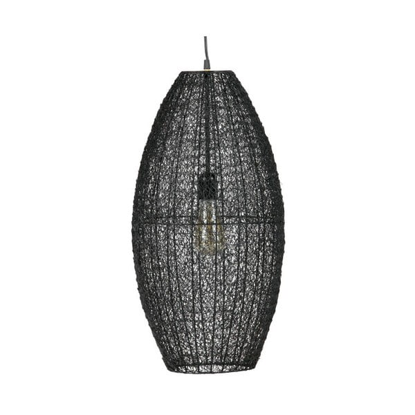 Lustră BePureHome Creative, ⌀ 30 cm, negru