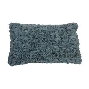 Polštář Bed of Roses Blue, 30x50 cm