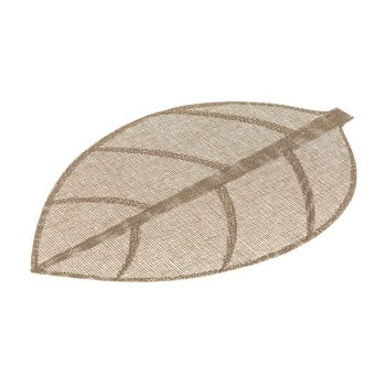 Suport pentru farfurie Unimasa Leaves, 50 x 33 cm, maro de la Unimasa