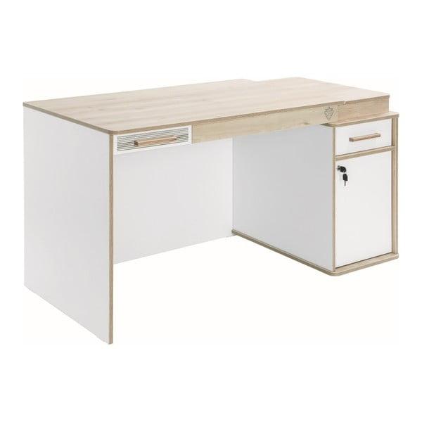 Dynamic Study Desk fehér íróasztal