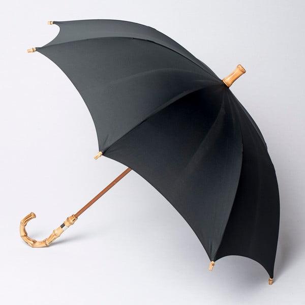 Deštník Alvarez Gents Bamboo Black