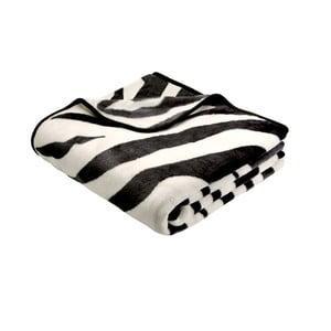 Blană artificială Biederlack Zebra, 220 x 180 cm