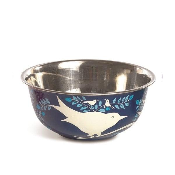 Miska Eva Hand Painted Bowl, tmavě modrá