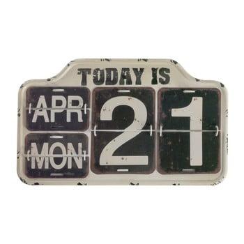 Calendar de perete Geese Today, negru