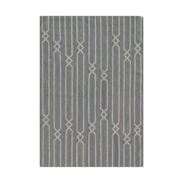 Ručně tkaný koberec Kilim JP 11179 Grey, 60x100 cm