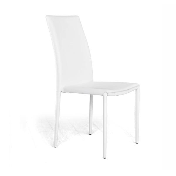 Jídelní židle Dedis Plus, bílá