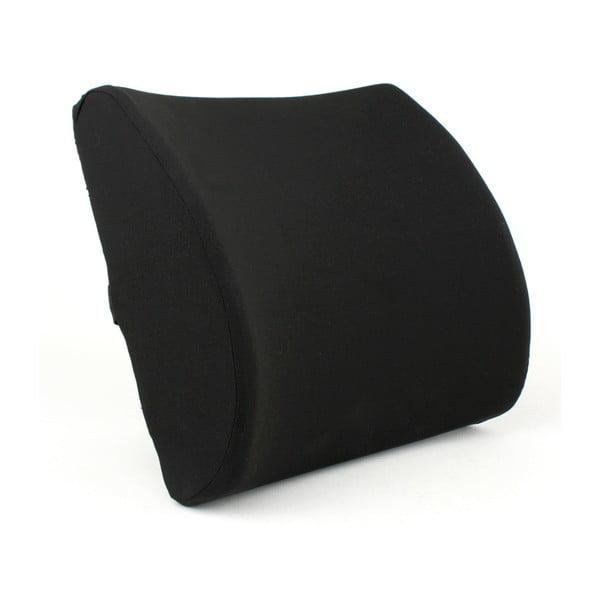 Polštář Visco Waist 34x33x12 cm, black
