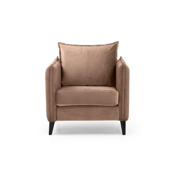 Leo bézs fotel - Softnord
