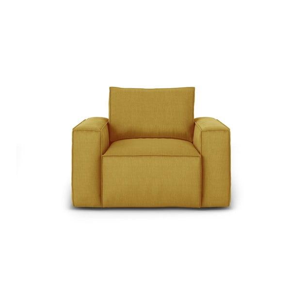 Žluté křeslo Cosmopolitan Design Miami