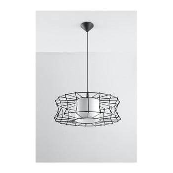 Lustră Nice Lamps Parla, negru