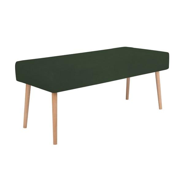 Zielona ławka Mazzini Sofas Bergamot