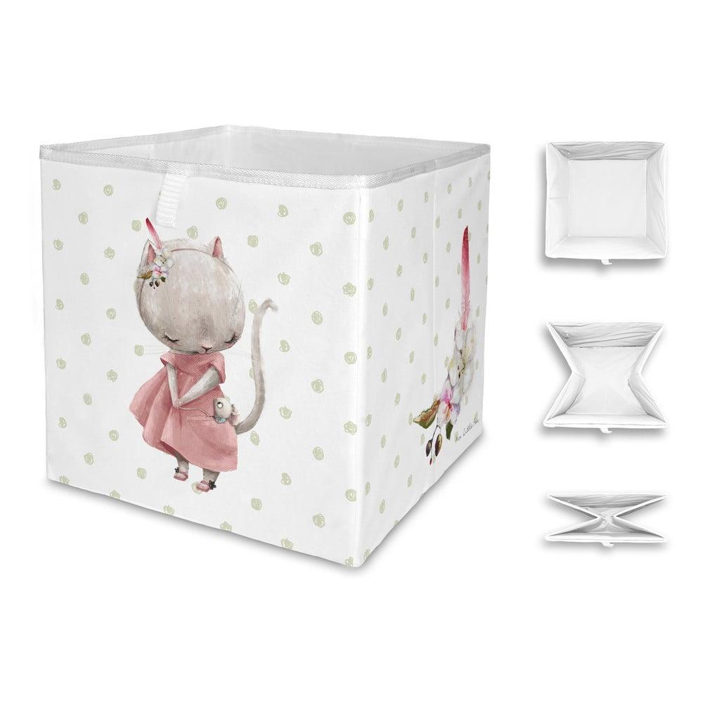 Dětský úložný box Mr. Little Fox Mouse