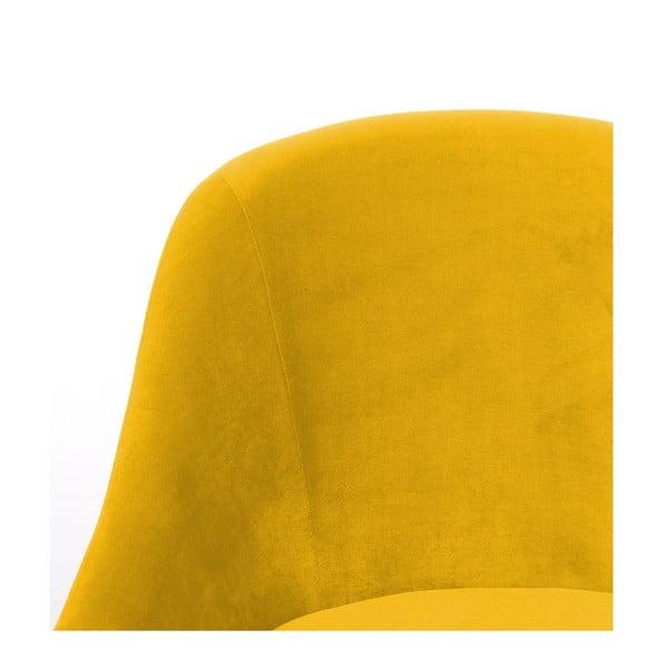 Křeslo Herman Yellow