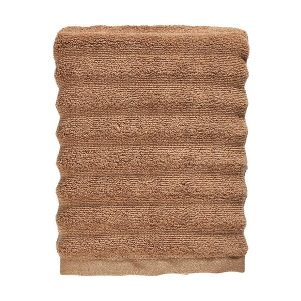 Prime Amber borostyán barna pamut törölköző, 50 x 100 cm - Zone
