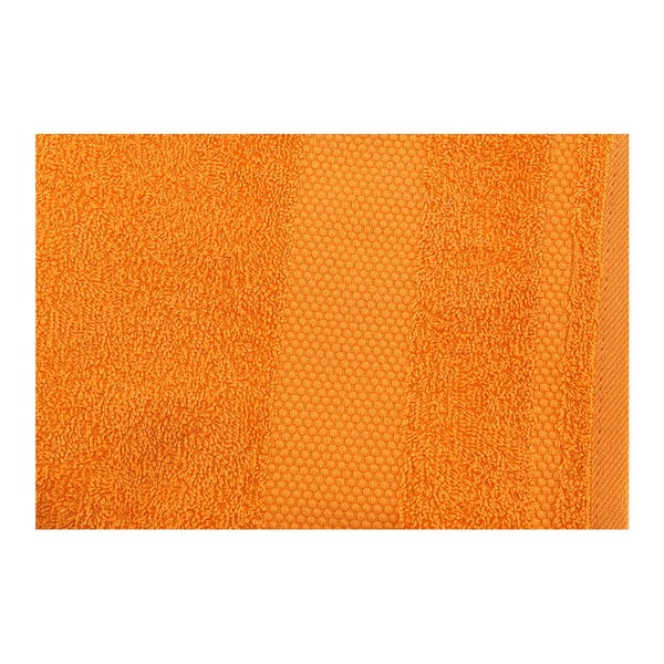 Sada 2 oranžových ručníků Tommy