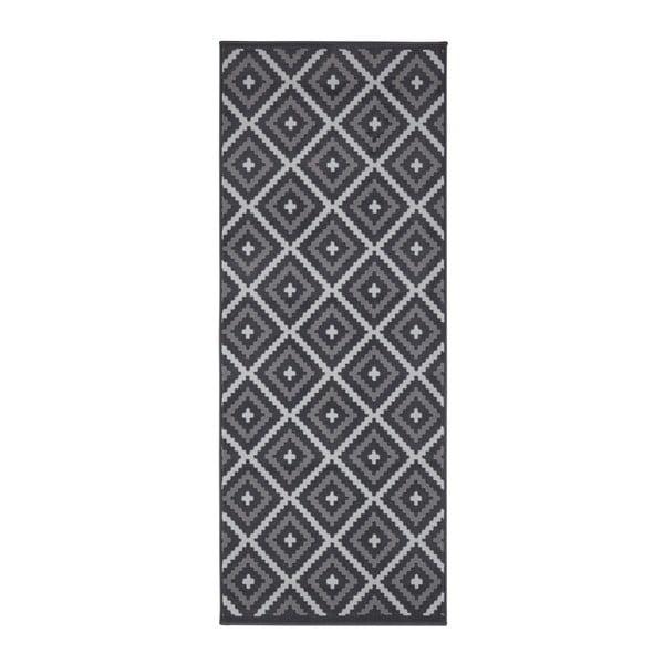 Czarno-kremowy chodnik Hanse Home Celebration Mazzo, 80x250 cm