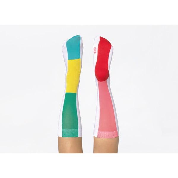 Rainbow Pinky zokni, méret 37 - 43 - DOIY