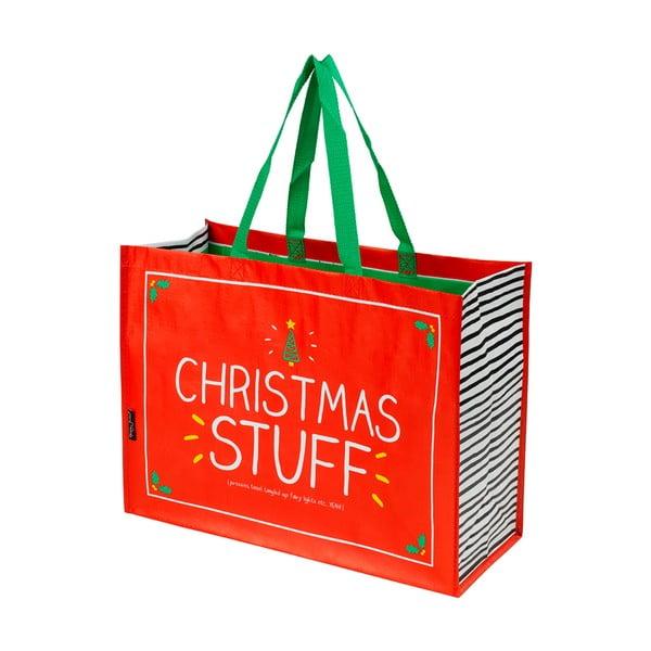 Taška na vánoční dárky Happy Jackson Christmas Stuff