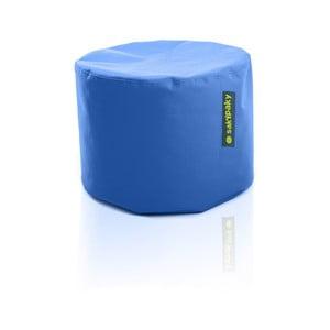Sedací vak Taburet, modrý