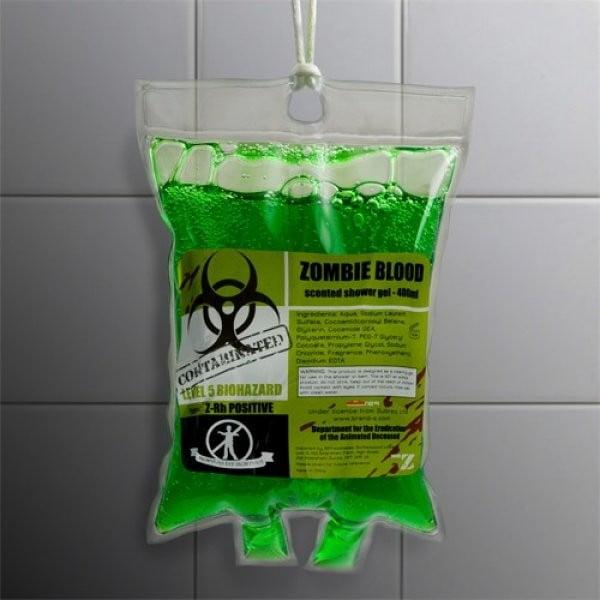 Sprchový gel Zombie