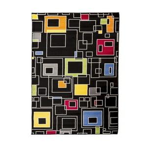 Vysoce odolný koberec Floorita Popart, 117 x 170 cm