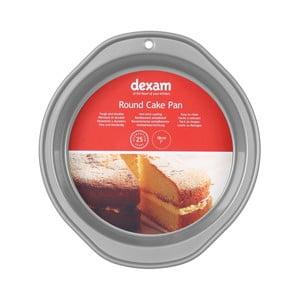 Kulatá forma na pečení dortu s nepřilnavým povrchem Dexam Cake, ø20cm