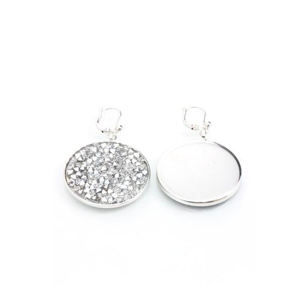 Náušnice s krystaly Swarovski® Yasmine Donets