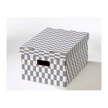 Cutie depozitare din carton ondulat Compactor Lenny, 40 x 31 x 21 cm de la Compactor