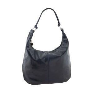 Modrá kožená kabelka Ore Diece Zinnia