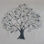 Hnědá dekorace na zeď Dakls Tree
