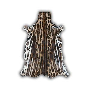 Kožená předložka Ocelote, 85x100 cm