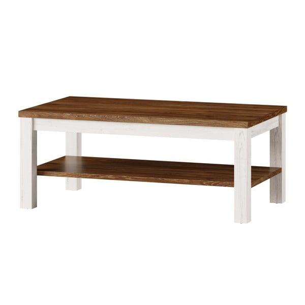 Bílý konferenční stolek Szynaka Meble Country