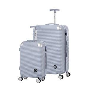 Sada 2 cestovních kufrů na kolečkách Teddy Bear Emma