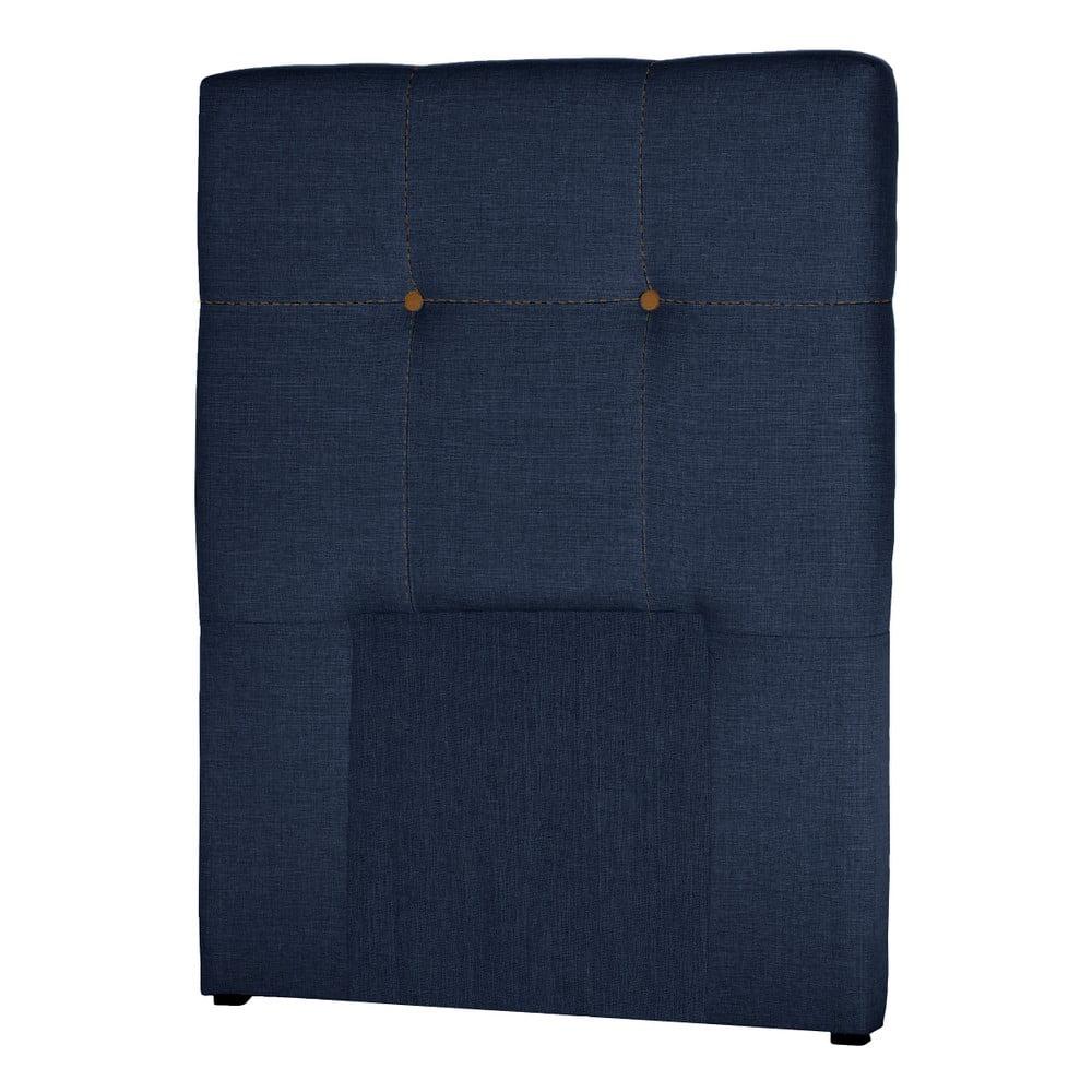 Tmavě modré čelo postele Stella Cadente Cosmos, 90 x 118 cm