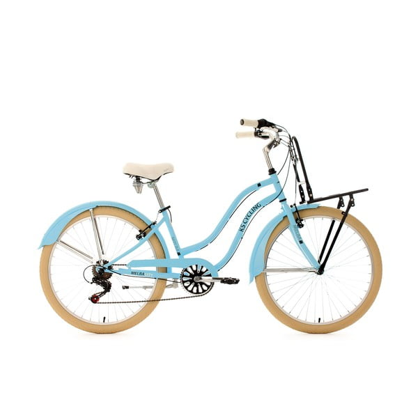 Kolo Beachcruiser Cargo Blue, 26""