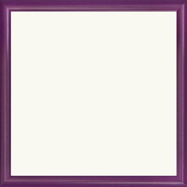 Magnetický obraz, fialový, 30x30 cm