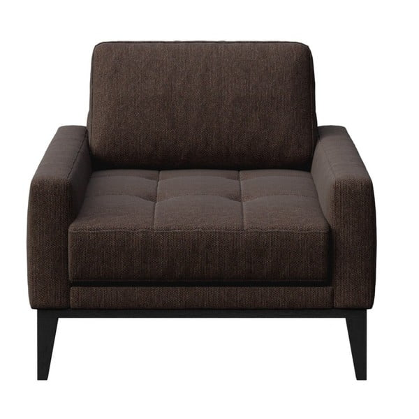 Musso Tufted barna fotel - MESONICA