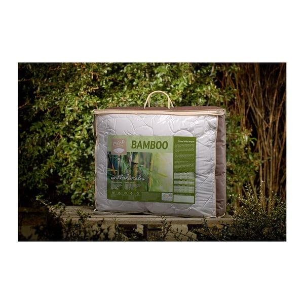 Ochranná podložka na matraci s podílem bambusových vláken PiCaSo manufactury Bamboo, 120x200cm