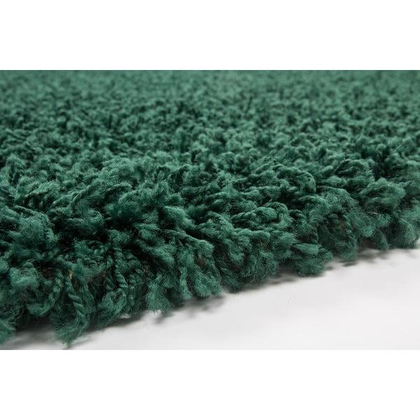 Koberec Salsa, smaragd, 120x170 cm