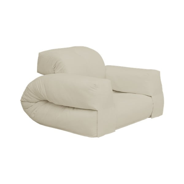 Hippo Beige kinyitható fotel - Karup Design