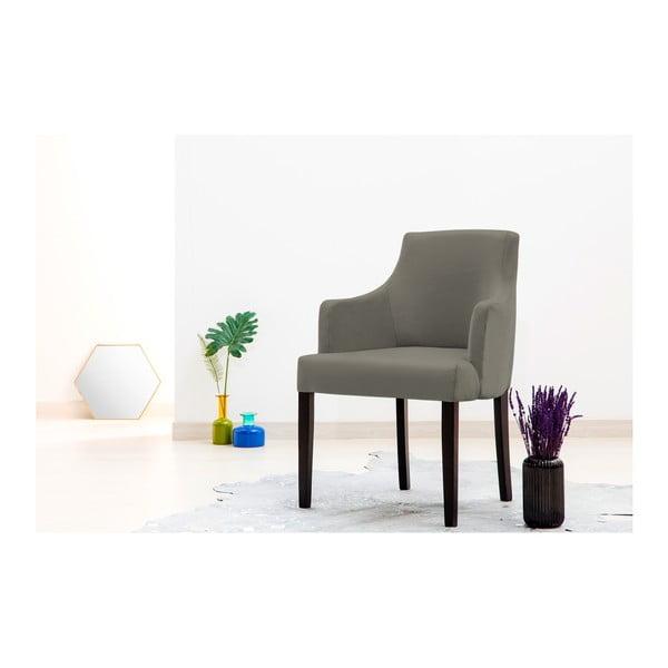 Sada 2 šedých židlí Vivonita Reese