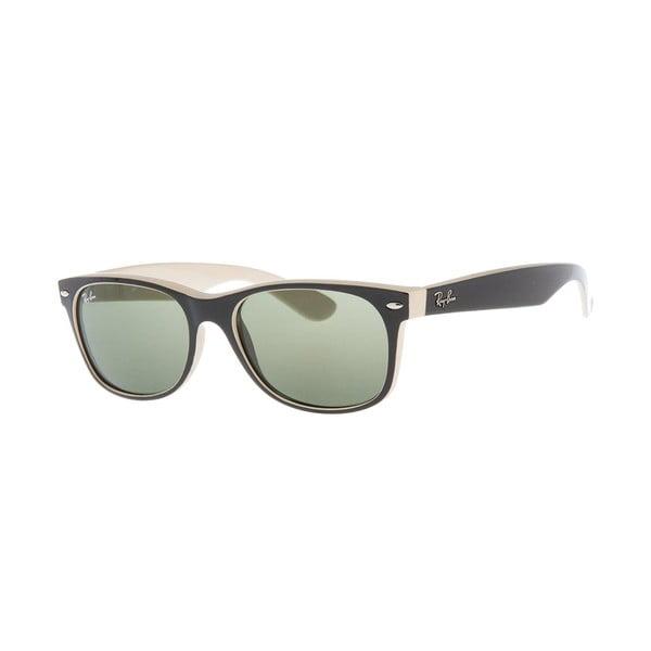 Unisex sluneční brýle Ray-Ban 2132 Black/Cream 55 mm