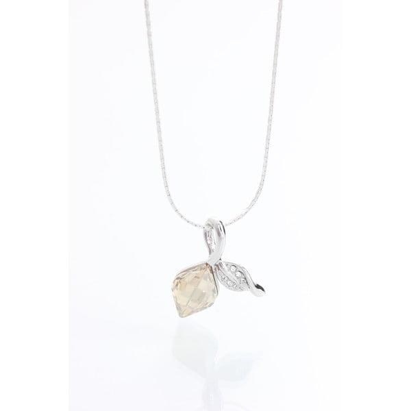 Sola nyaklánc Swarovski Elements kristályokkal - Laura Bruni