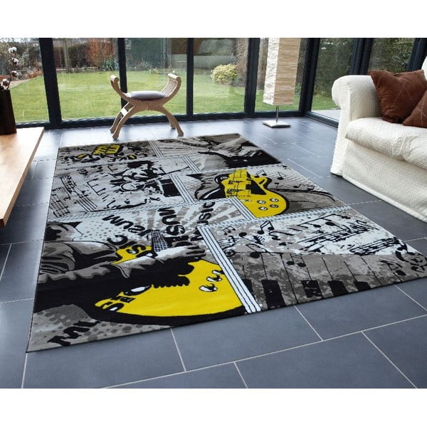 Koberec Flair Rugs Music Tour Multi, 160 x 230 cm