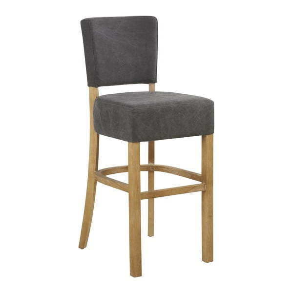 Barová židle Hanjel Ramos Slate