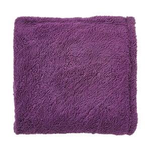 Pléd Fleece Purple, 130x180 cm