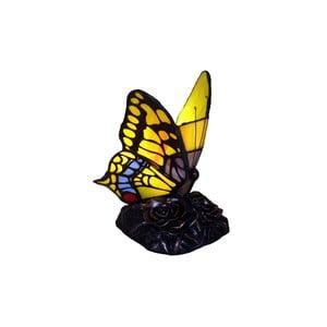 Tiffany Lampa Butterflies Glass